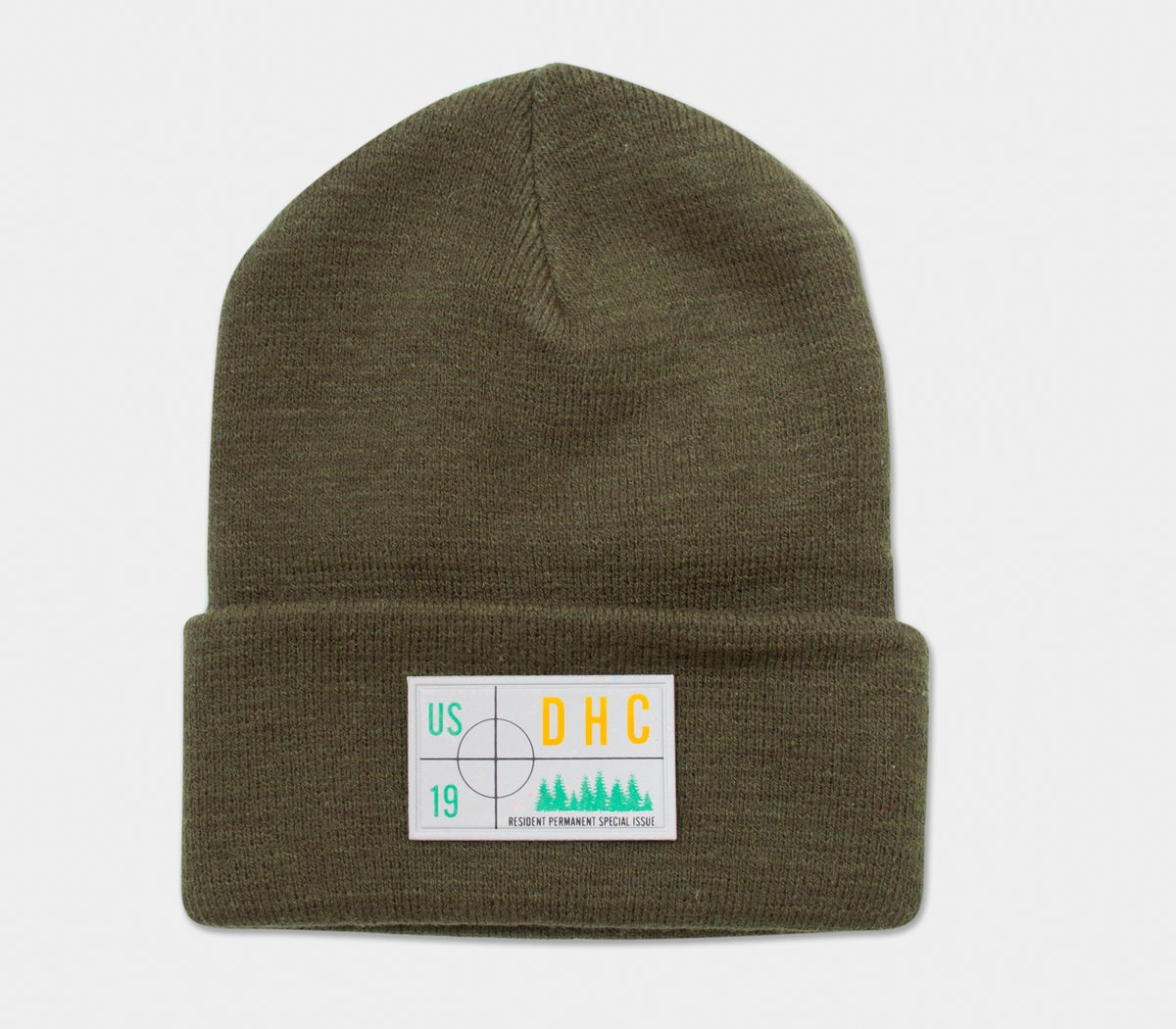 Image of Special Issue Beanie Olive