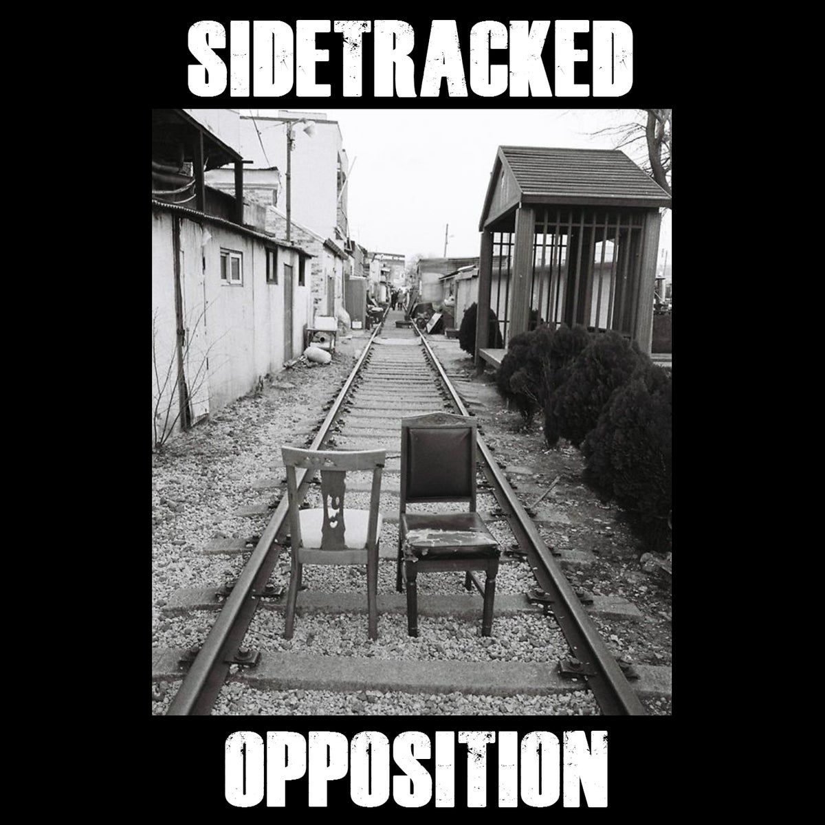 "Image of Sidetracked- ""Opposition"" 7"""