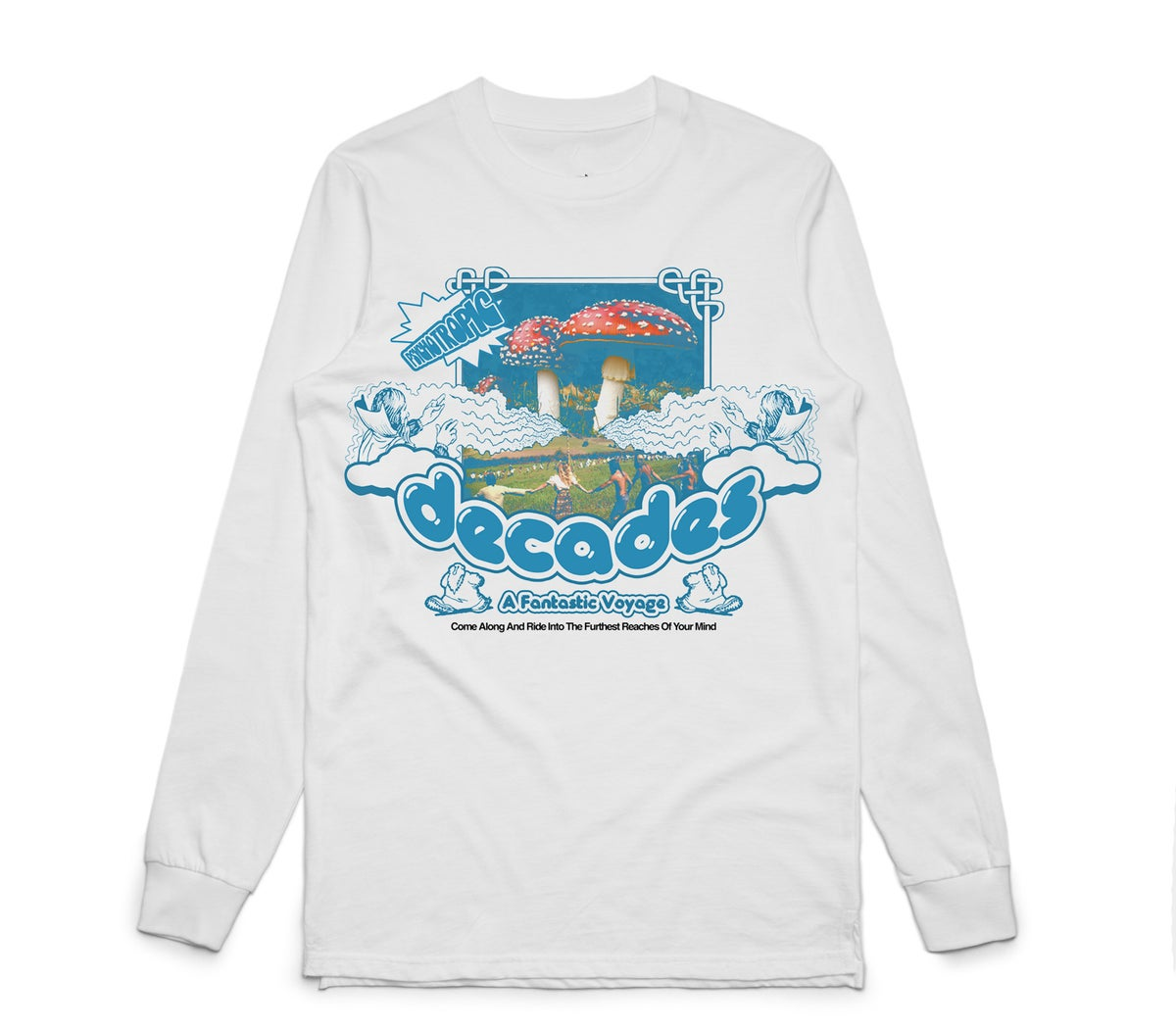 Image of Fantastic Voyage Long Sleeve Tee
