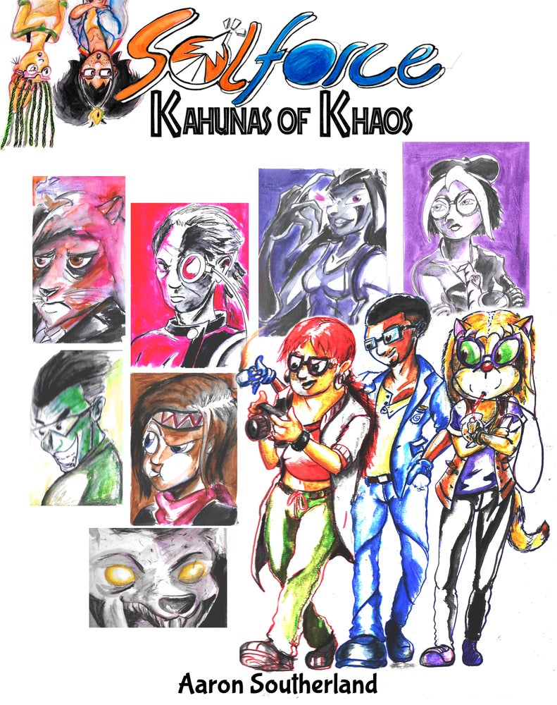 Image of SolForce: Kahunas of Khaos