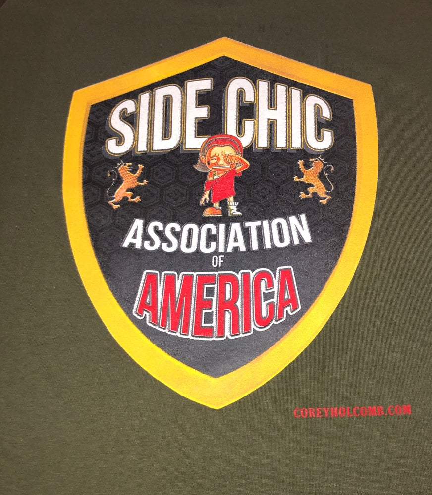 Image of Revised Side Chicks Matter T