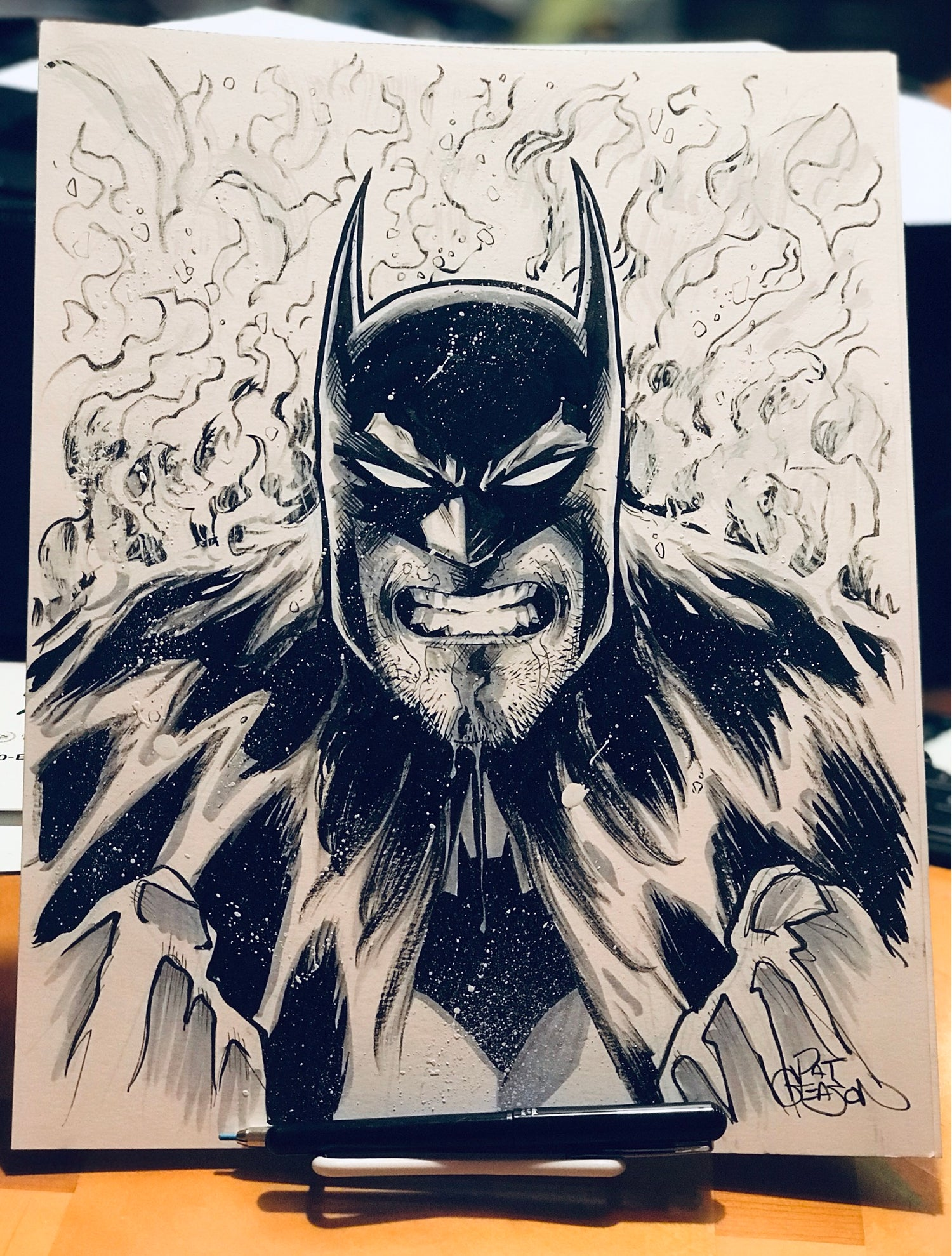 Image of LARGE BATMAN INFERNO