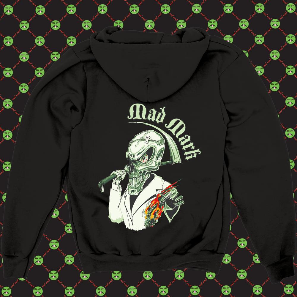 Image of reaper hoodie