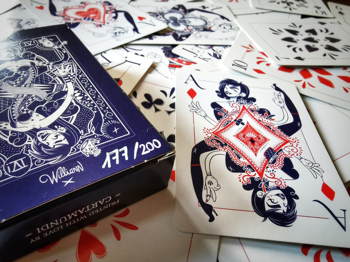 Image of Jeu de Cartes - IV! -