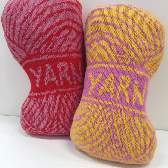Image of Yarn Cushion