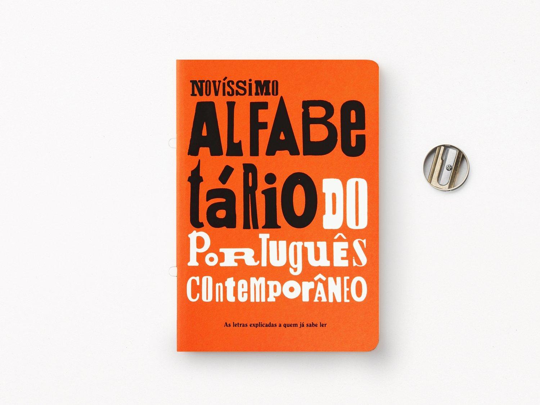 Image of Novíssimo Alfabetário do Português Contemporâneo