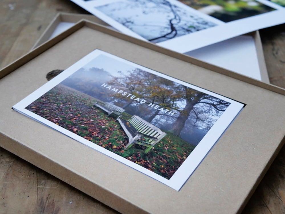 Image of Photo Book Making Workshops on Hampstead Heath