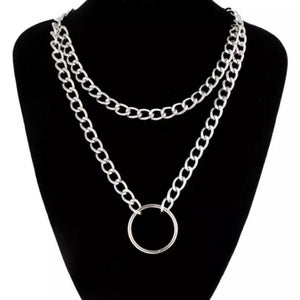 Image of O-ring double chain choker