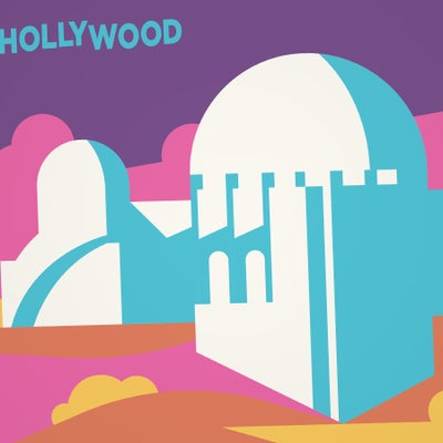THE GRIFFITH OBSERVATORY - Sorry.