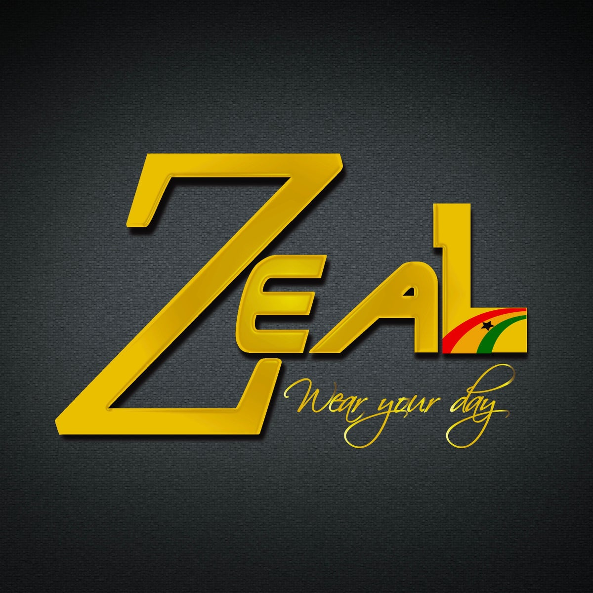 Image of ZEAL WEAR YOUR DAY NECKLACE - AFUA (FRIDAY)