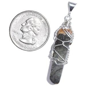 Image of Revelation Stone Handmade Pendant