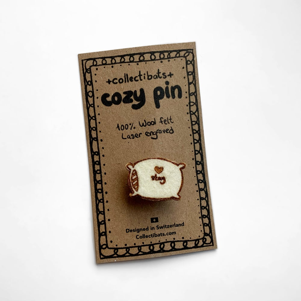 Cozy by Collectibats: Wool Pins