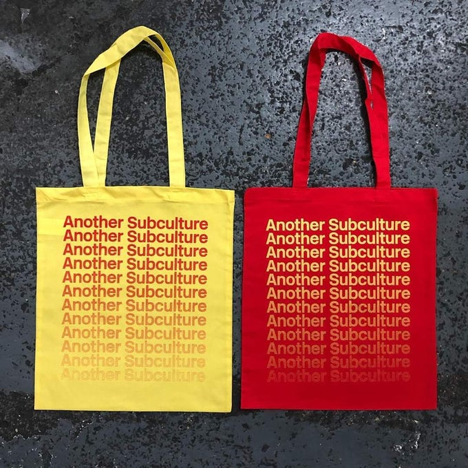 Image of Another Subculture TOTE BAG