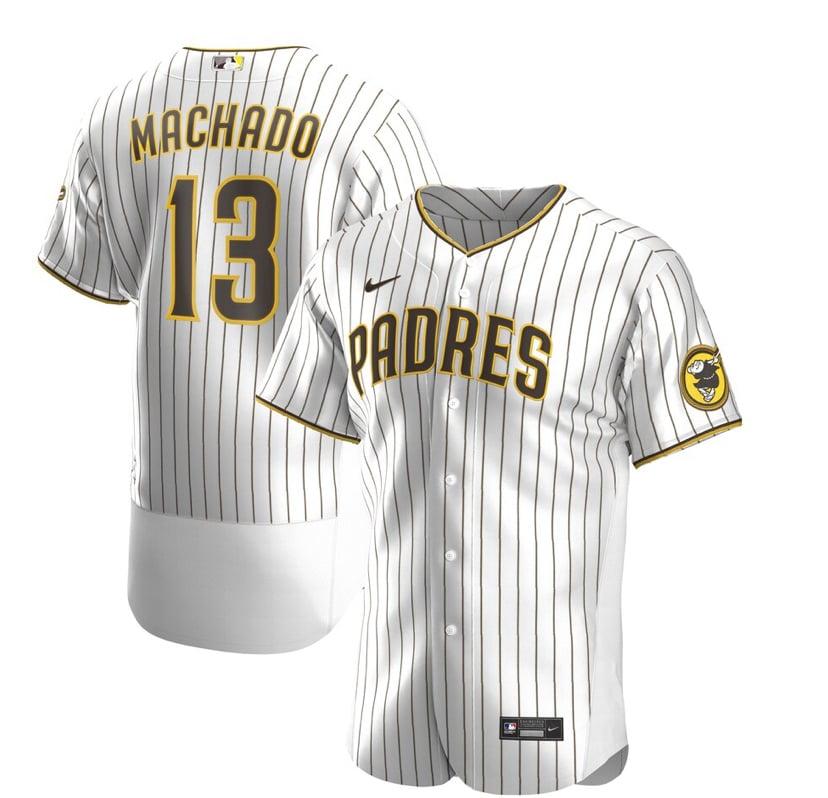 Image of Manny Machado  Padres jersey