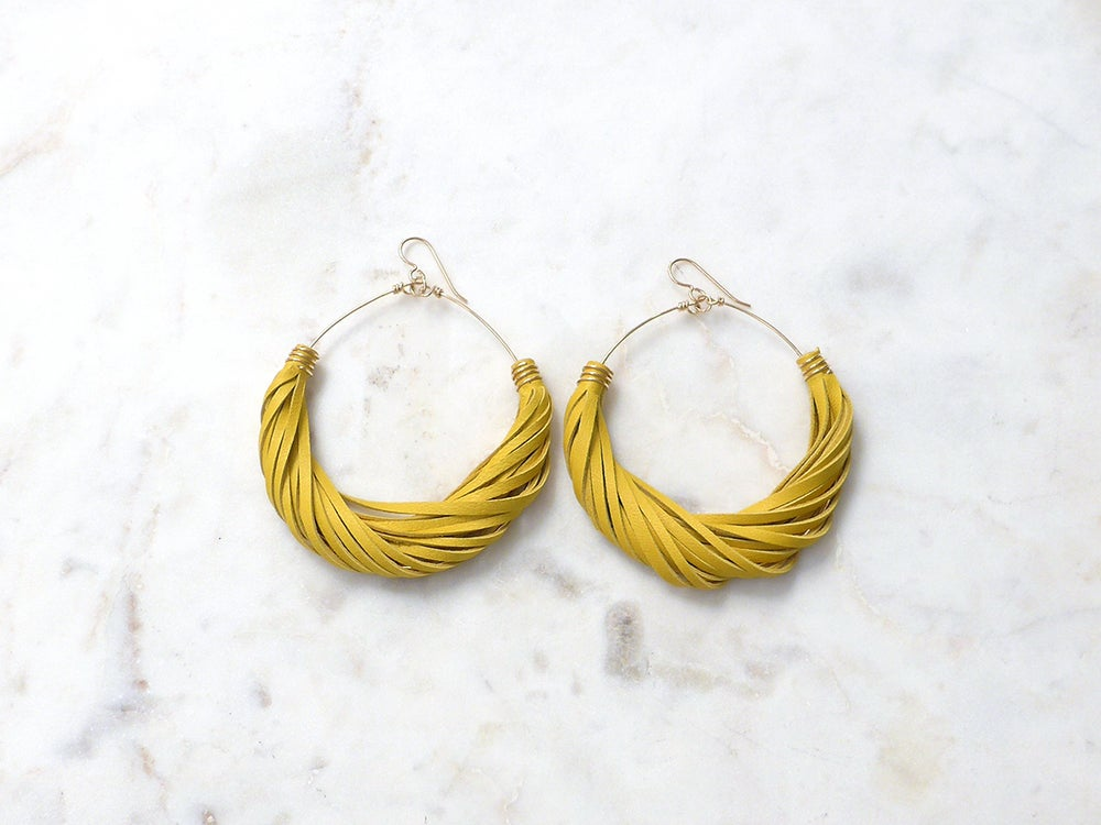 Image of Rebel Chic Signature Hoops Vibrant