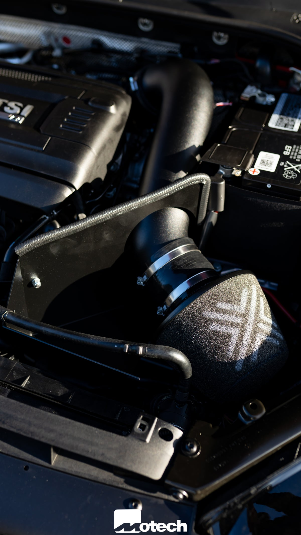 Image of Pipercross intake VW Golf Mk7 GTI / R, Audi S3