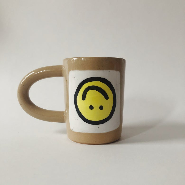 Image of Smile Mug // PREORDER