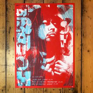 Image of DJ Krush - Alternate Colourway