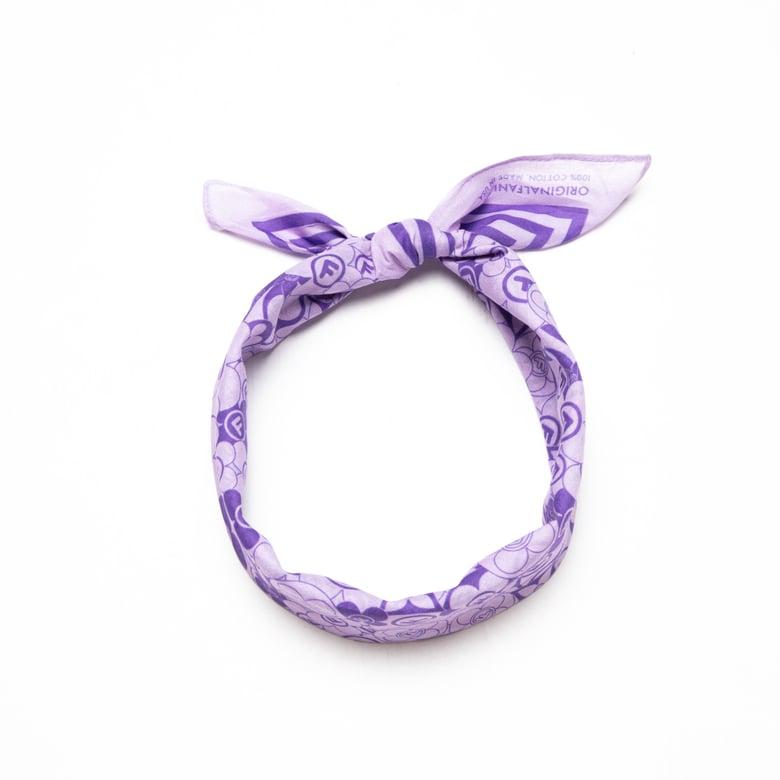 Image of OriginalFani®design MK LV Fan-dana™ (Violet)