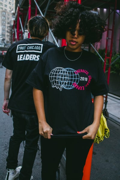 Image of True Chicago x LEADERS 2019 T-Shirt
