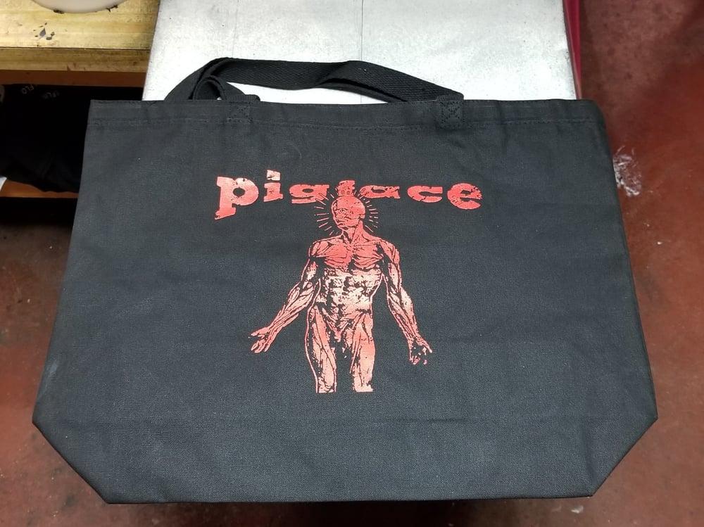 Image of Pigface Tote bag!