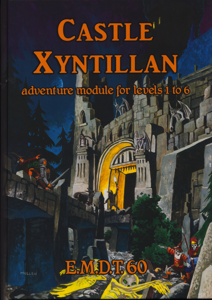 Image of Castle Xyntillan