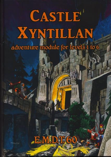 Image of Castle Xyntillan
