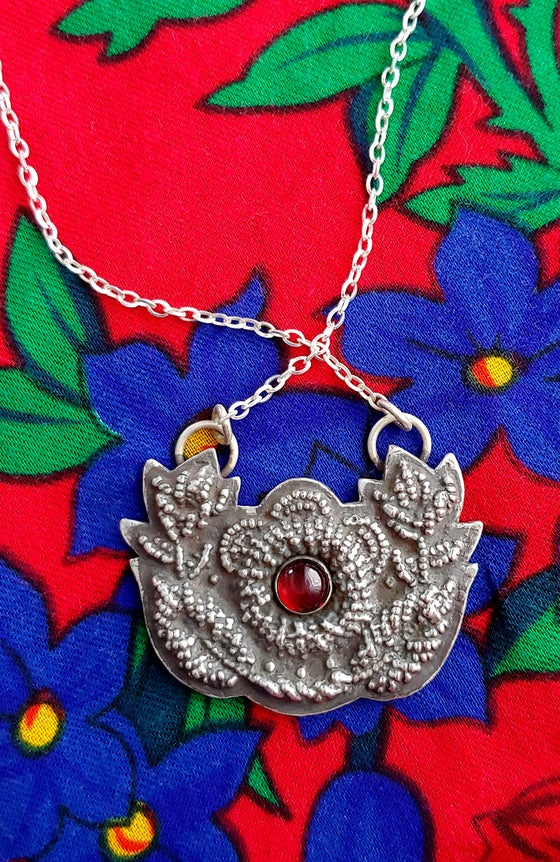 Image of Floral Necklace