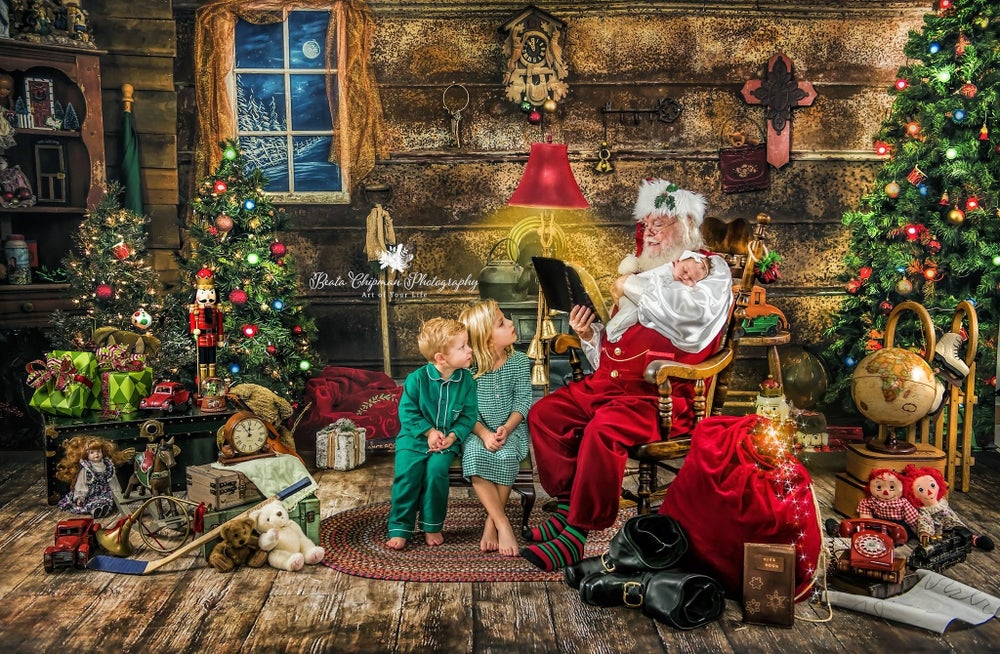 Christmas Experience 2021 Magical Santa Experience In July 2021 Beata Chipman Photography