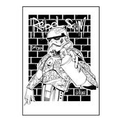 Image of REBEL SCUM PRINT