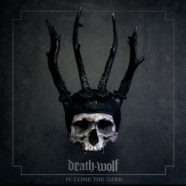 Image of Death Wolf - IV: Come The Dark CD