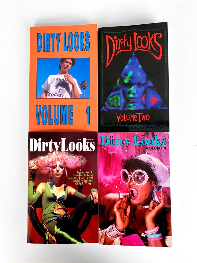 Image of Dirty Looks Volumes 1 - 4 Bundle