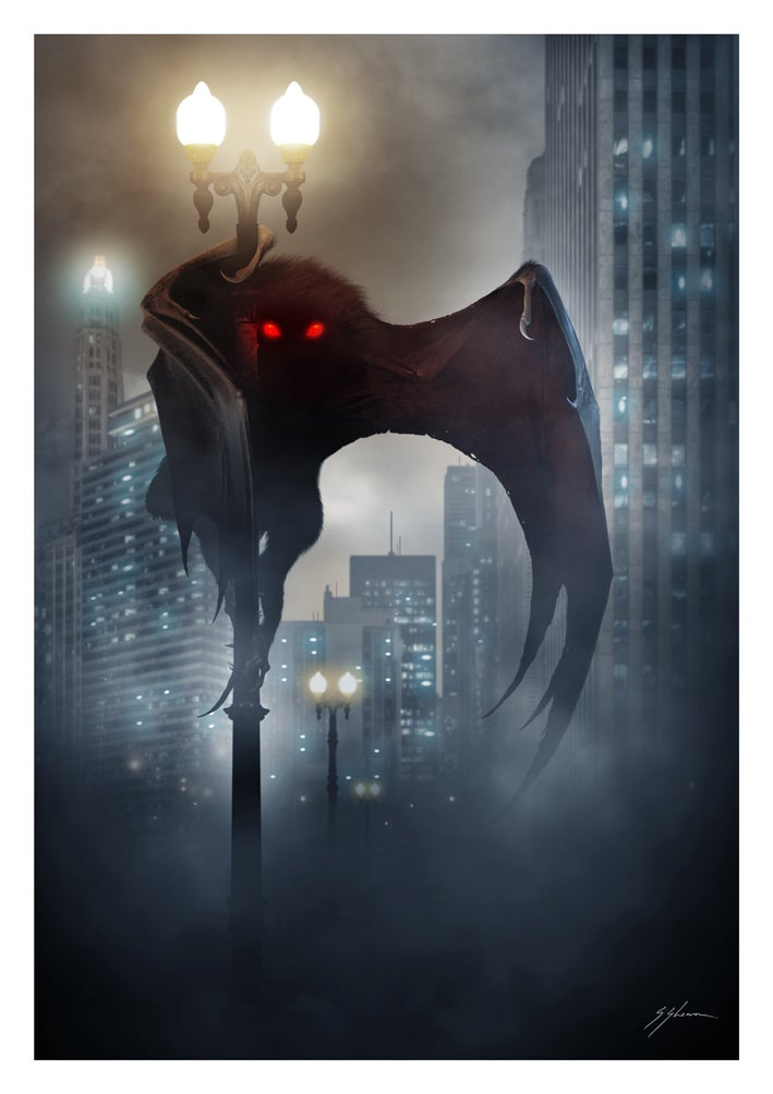 Image of The Chicago Mothman