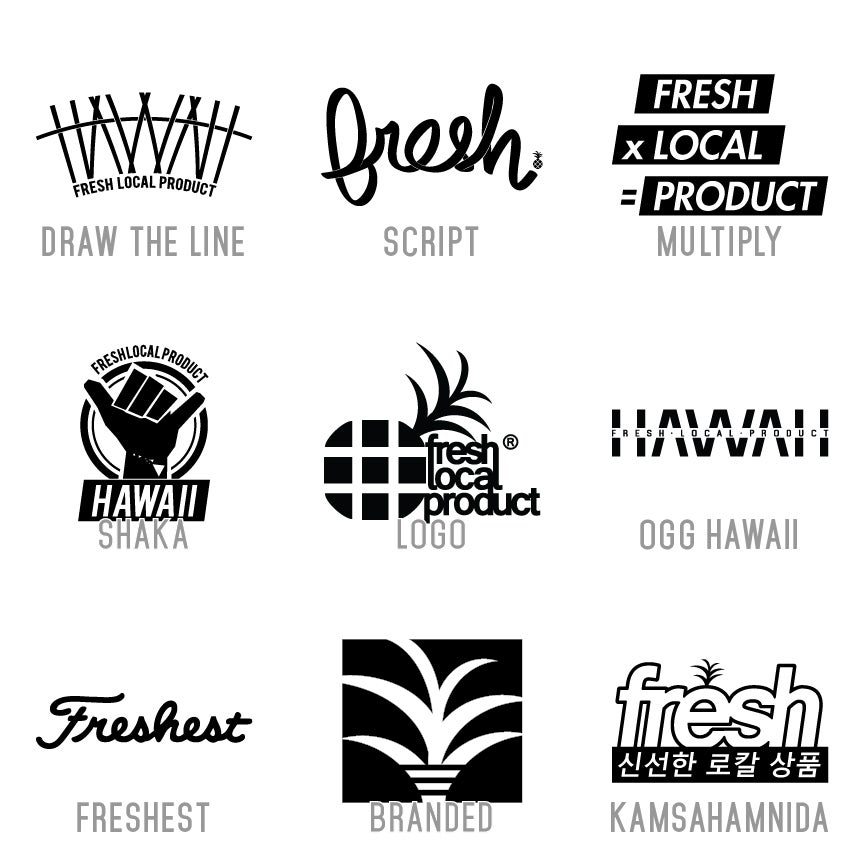 Image of Die Cut Decal Sticker Collection