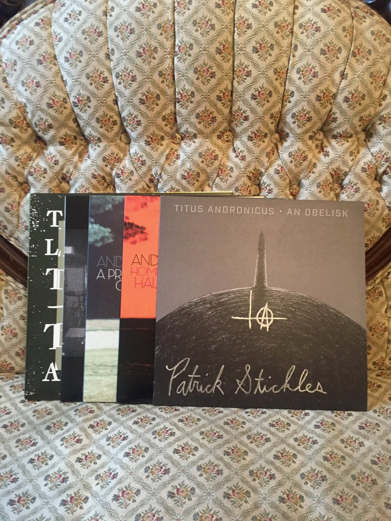 Image of 'THE MERGE YEARS' BUNDLE *AUTOGRAPHED*