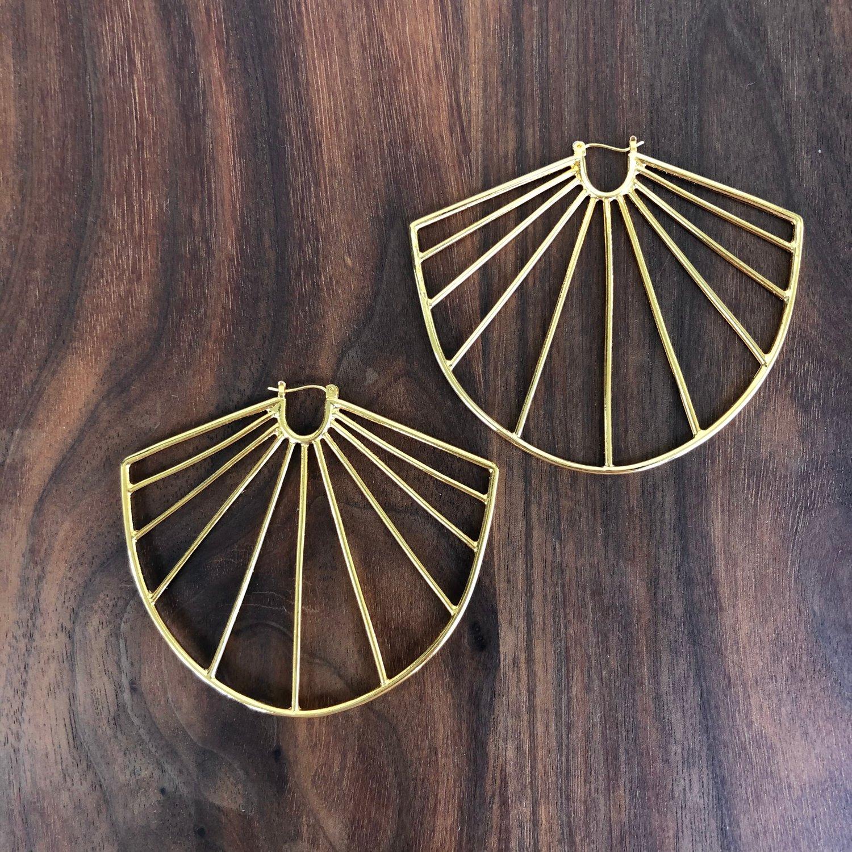 Image of cleo hoop