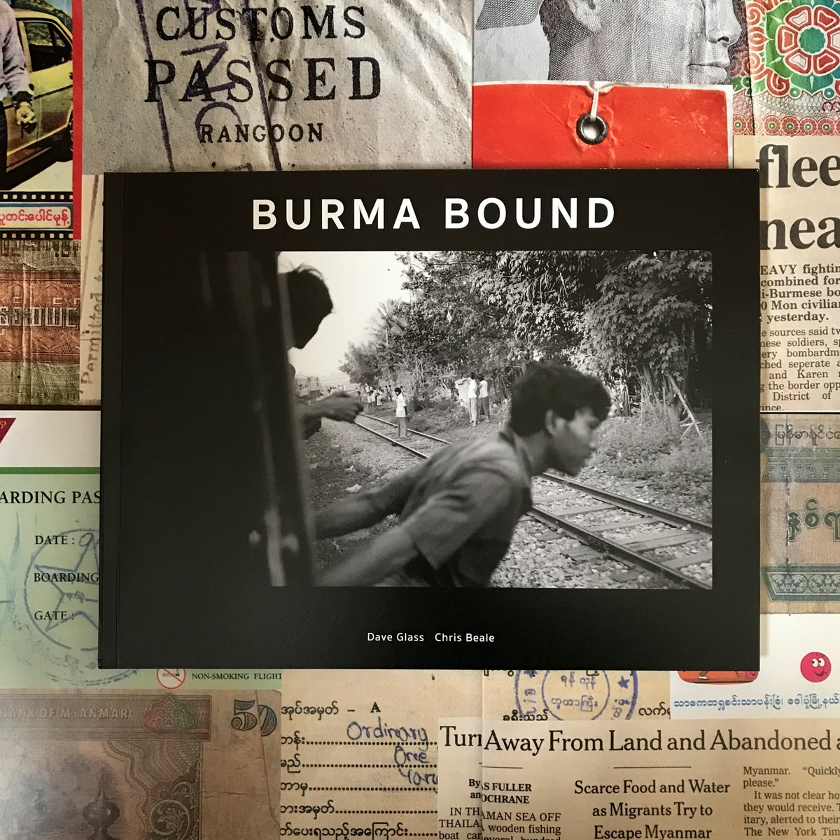Image of Burma Bound Zine