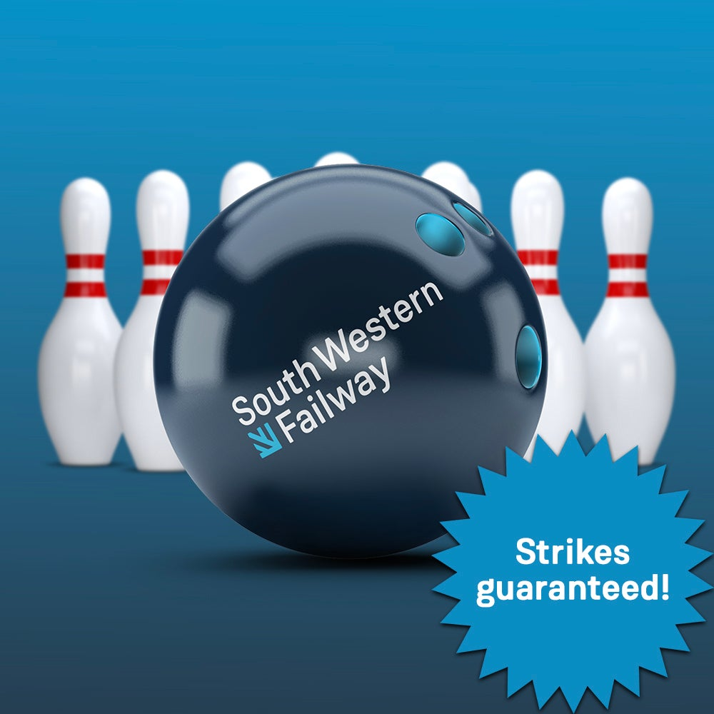 Image of SWF Bowling Ball