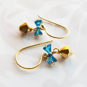 Image of Petite Bow Earrings