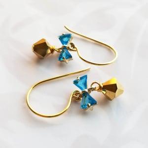 Image of Petite Bow Earrings