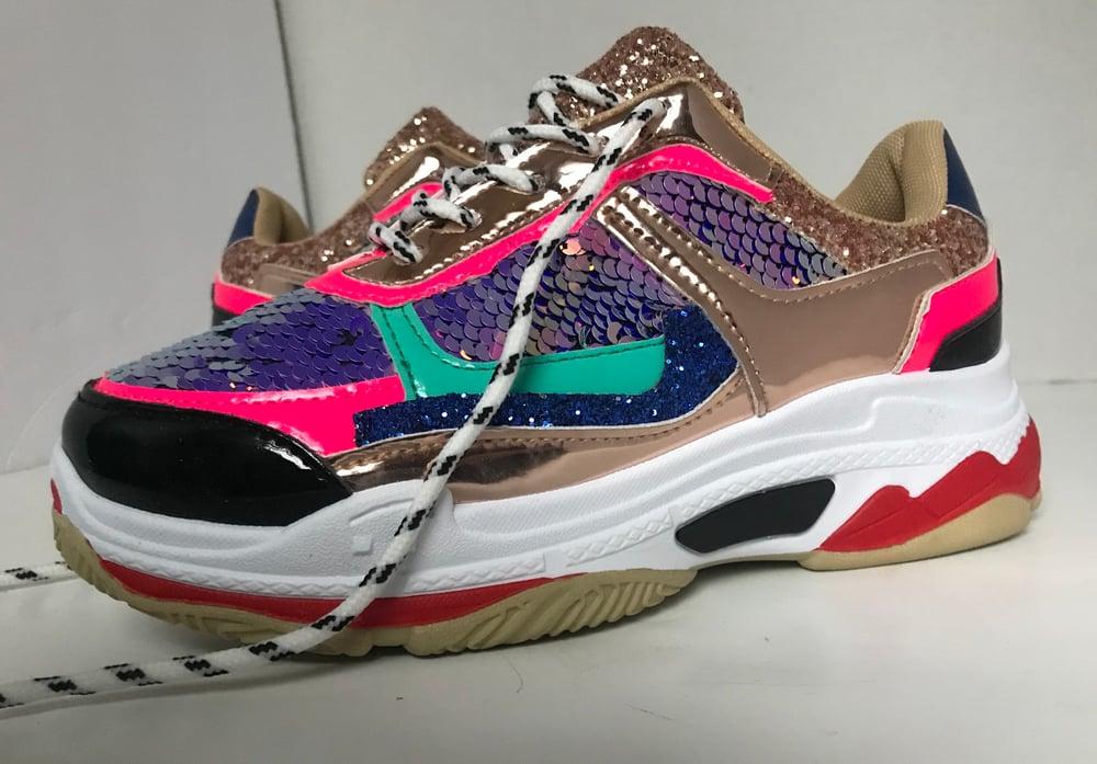 Image of GlamDoll sneaker
