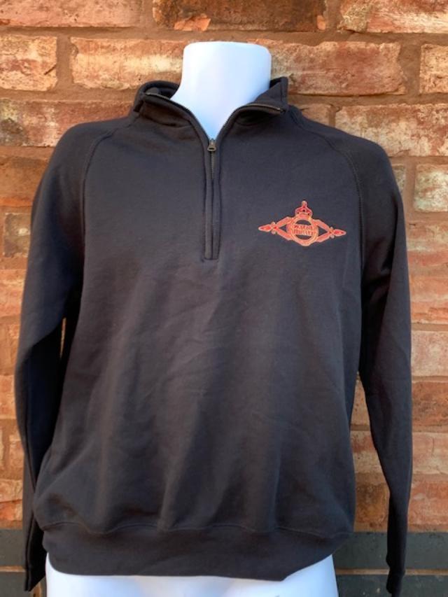 Image of Wayne Hussey Logo Sweatshirt