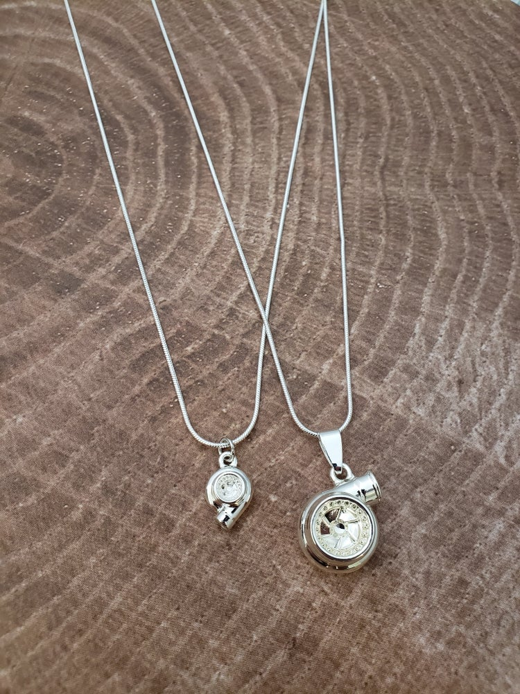 Image of Turbo Necklaces