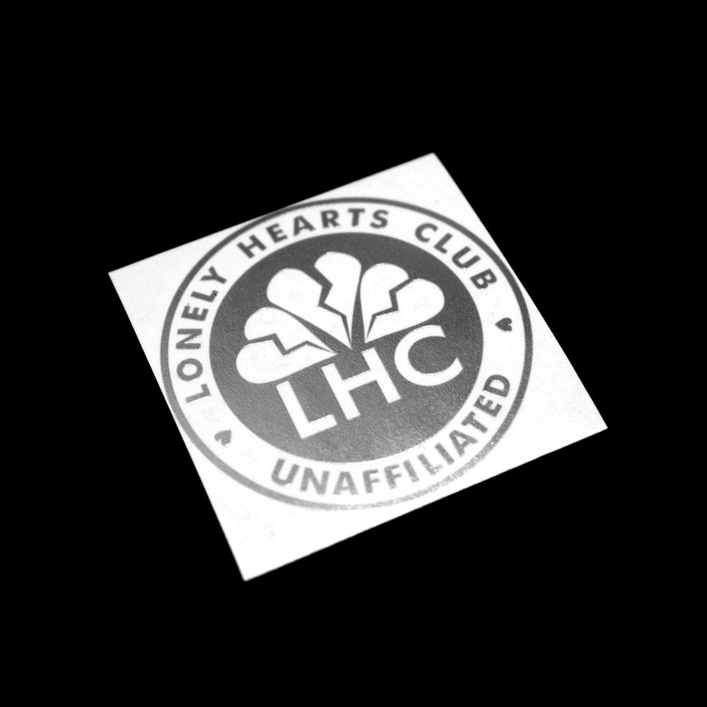 Image of LHC Badge Decal
