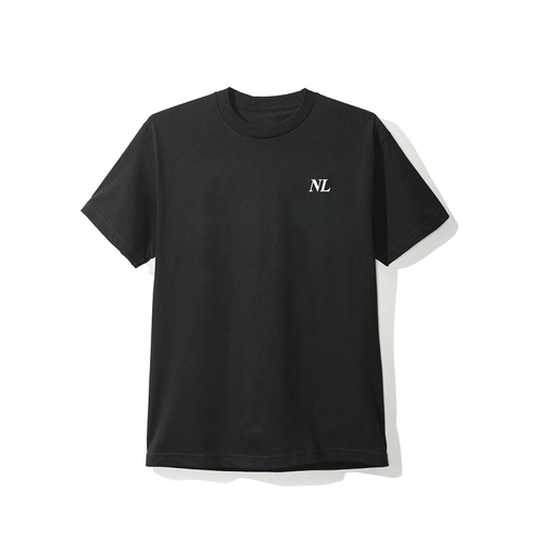 Image of Next Level International Black Tee