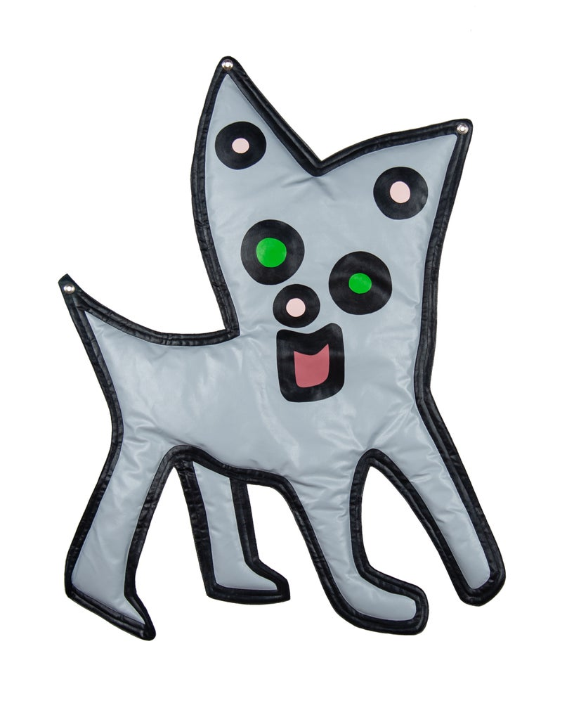 "Image of ""Chihuahua Cat"" (Wall Plush)"