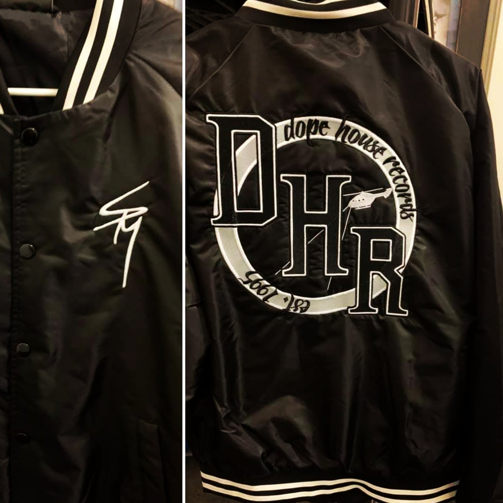 Image of Dope House Records Embroidered Jacket