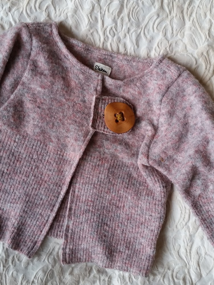 Image of Úlfur Sweater - Wild Rose