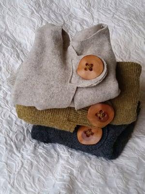 Image of Úlfur Sweater - Fawn
