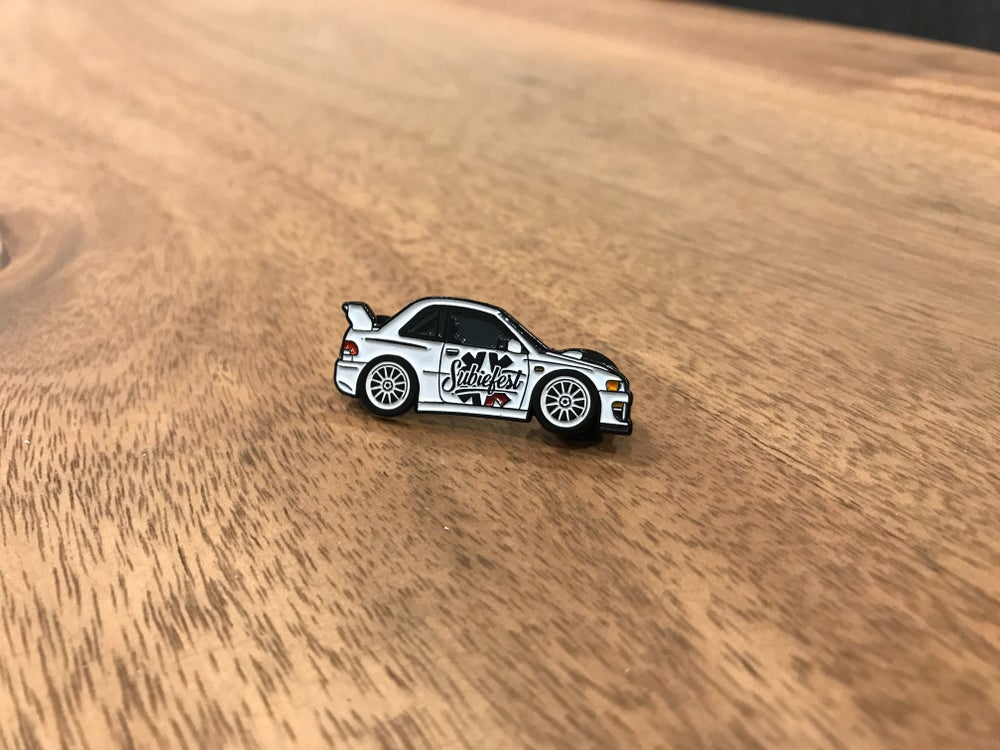 Image of Subiefest 2019 Pin